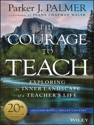 cover image of The Courage to Teach