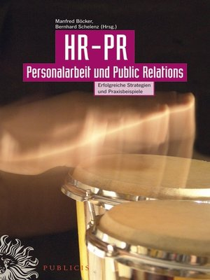 cover image of HR-PR Personalarbeit und Public Relations