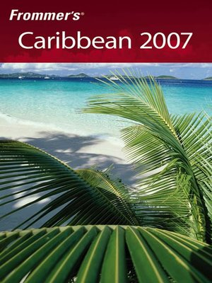 cover image of Frommer's Caribbean 2007