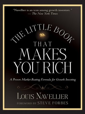 cover image of The Little Book That Makes You Rich