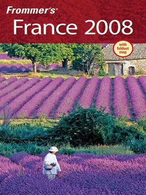 cover image of Frommer's France 2008
