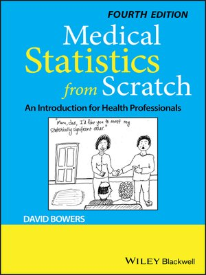 cover image of Medical Statistics from Scratch