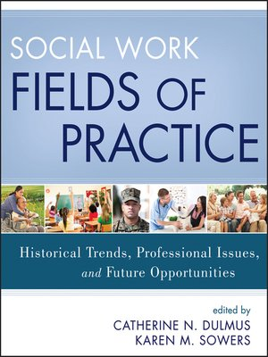 cover image of Social Work Fields of Practice