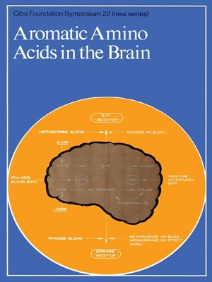 cover image of Aromatic Amino Acids in the Brain