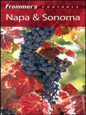 cover image of Frommer's Portable Napa & Sonoma