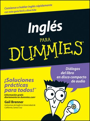 cover image of Ingles Para Dummies