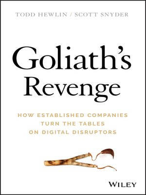 cover image of Goliath's Revenge
