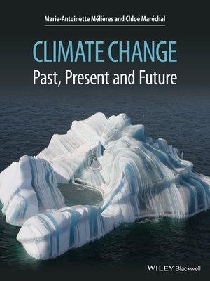 climate change mathez edmond a