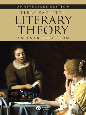 cover image of Literary Theory