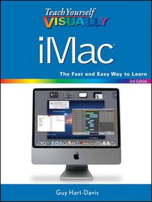 cover image of Teach Yourself VISUALLY iMac