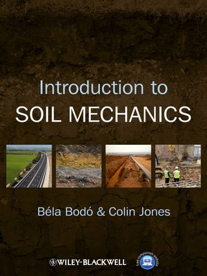 cover image of Introduction to Soil Mechanics