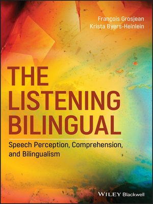 cover image of The Listening Bilingual