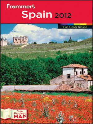 cover image of Frommer's Spain 2012