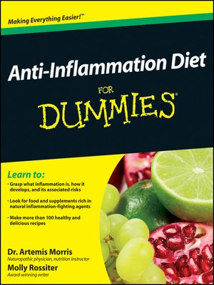 cover image of Anti-Inflammation Diet For Dummies