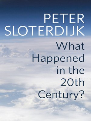 cover image of What Happened in the Twentieth Century?