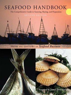 cover image of Seafood Handbook