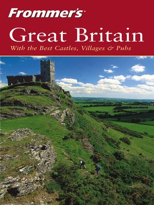 cover image of Frommer's Great Britain