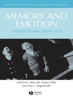 cover image of Memory and Emotion
