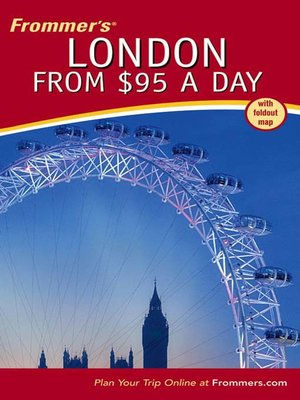 cover image of Frommer's London from $95 a Day