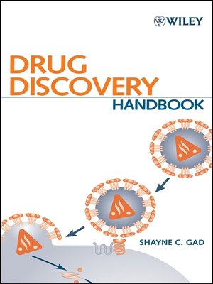 cover image of Drug Discovery Handbook