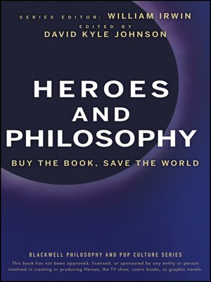 cover image of Heroes and Philosophy