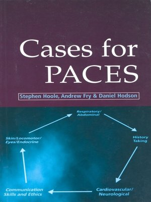 cover image of Cases for PACES