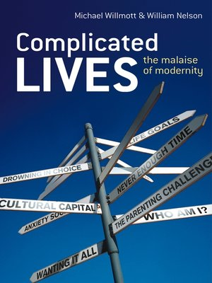 cover image of Complicated Lives
