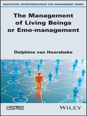 cover image of The Management of Living Beings or Emo-management