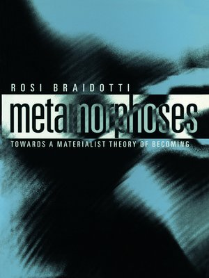 cover image of Metamorphoses