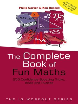cover image of The Complete Book of Fun Maths