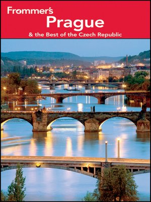 cover image of Frommer's Prague and the Best of the Czech Republic