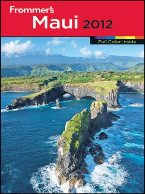 cover image of Frommer's Maui 2012