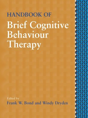 cover image of Handbook of Brief Cognitive Behaviour Therapy