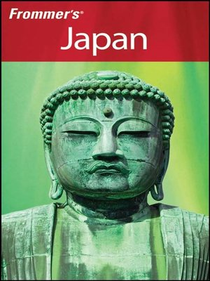 cover image of Frommer's Japan