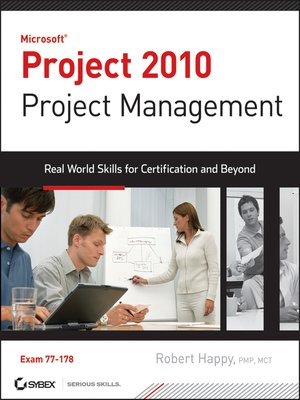 cover image of Project 2010 Project Management