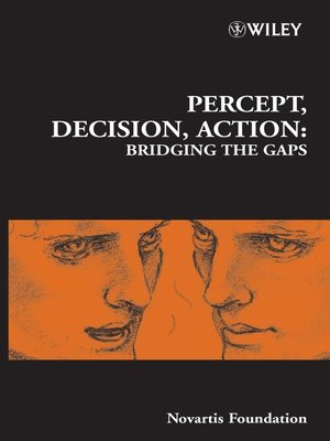 cover image of Percept, Decision, Action