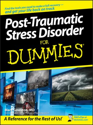 cover image of Post-Traumatic Stress Disorder For Dummies