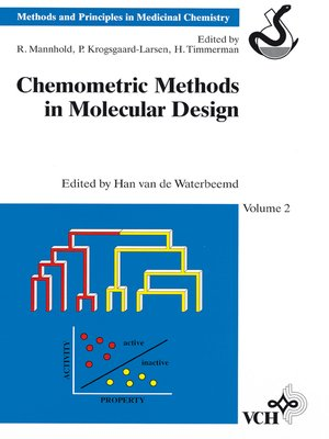 cover image of Chemometric Methods in Molecular Design