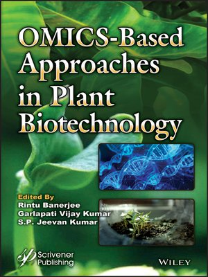 cover image of OMICS-Based Approaches in Plant Biotechnology