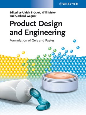 cover image of Product Design and Engineering