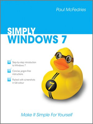 cover image of Simply Windows 7