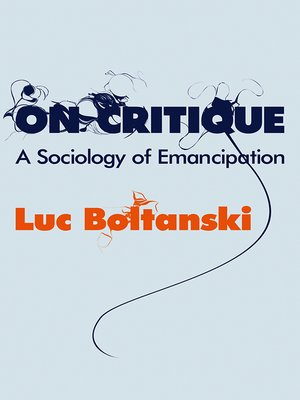 cover image of On Critique