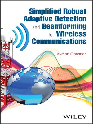 cover image of Simplified Robust Adaptive Detection and Beamforming for Wireless Communications