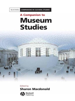 cover image of A Companion to Museum Studies