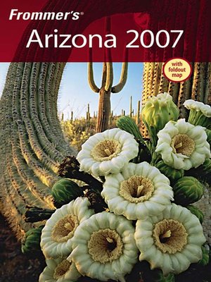 cover image of Frommer's Arizona 2007