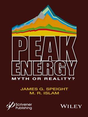 cover image of Peak Energy