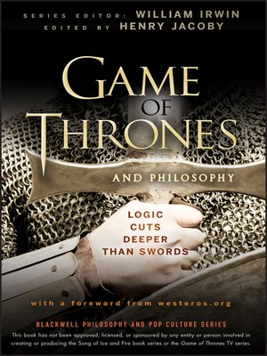 cover image of Game of Thrones and Philosophy