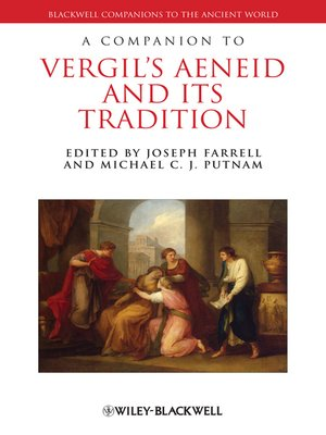 cover image of A Companion to Vergil's Aeneid and its Tradition