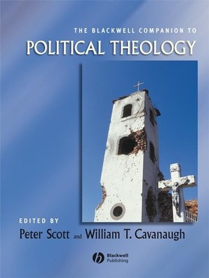 cover image of The Blackwell Companion to Political Theology