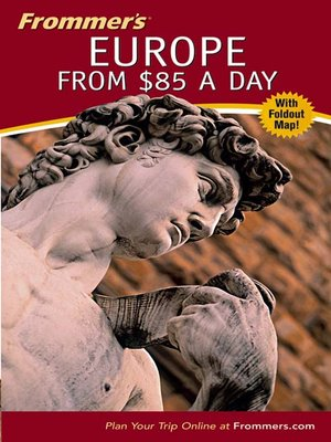 cover image of Frommer's Europe from $85 a Day